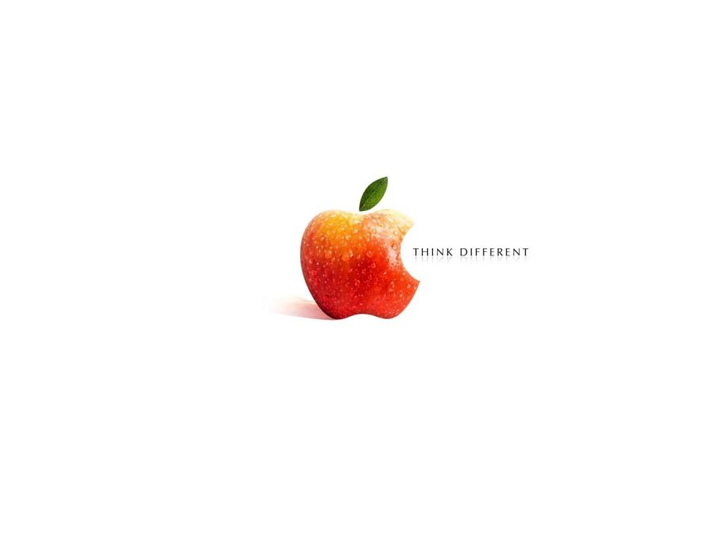 Un slogan entré dans la légende. Steve Jobs croyait aux forces de l'esprit. Il avait bien raison ....