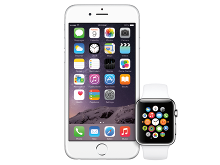iWatch & iPhone6