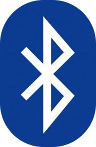 Le logo de Bluetooth, inspiré des initiales en alphabet runique de Harald Blåtand.