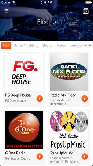 Juillet 2015 : 1 nouvelle App RADIO pour iPhone & Consorts !