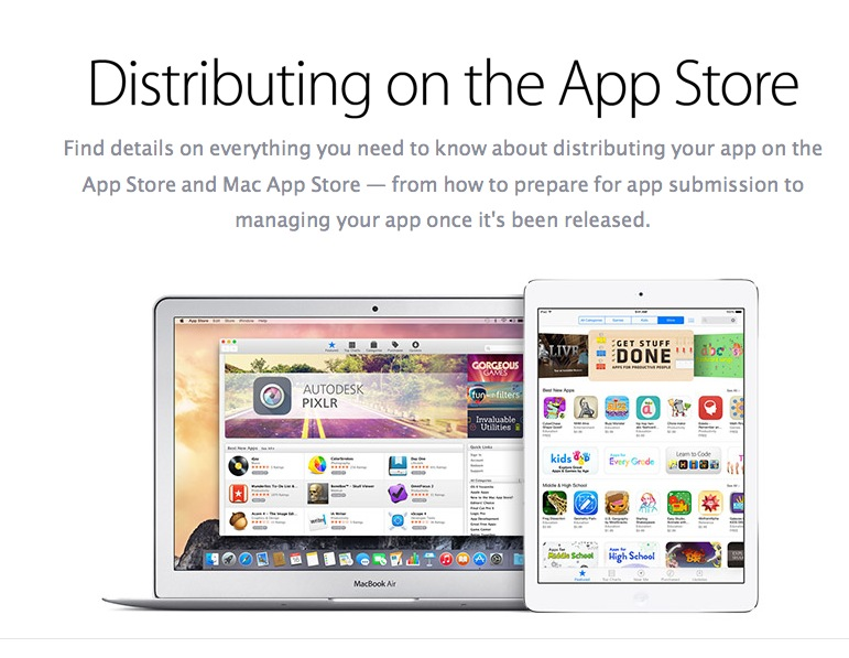 L'AppStore contient plus d'1,5 Million d'Apps mobiles.