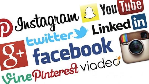 En 2016, les réseaux sociaux sont devenus l'outil numéro 1 du partage : photos, vidéos, infos ...