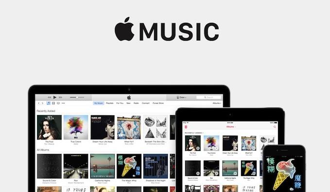 Lancé en 2015, Music d'Apple est sur abonnement payant.