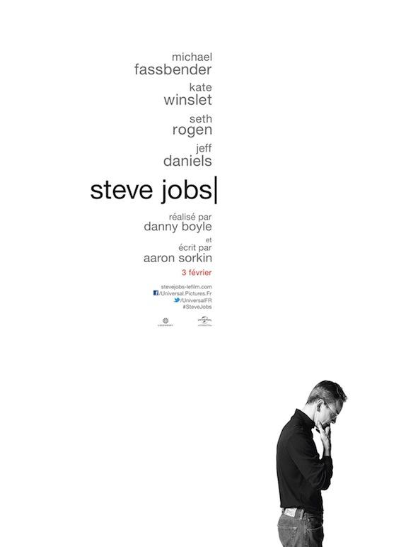 Steve Jobs, Un biopic sorti le 3 février 2016 dans les salles de cinéma.