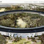 Le nouveau siège social Apple