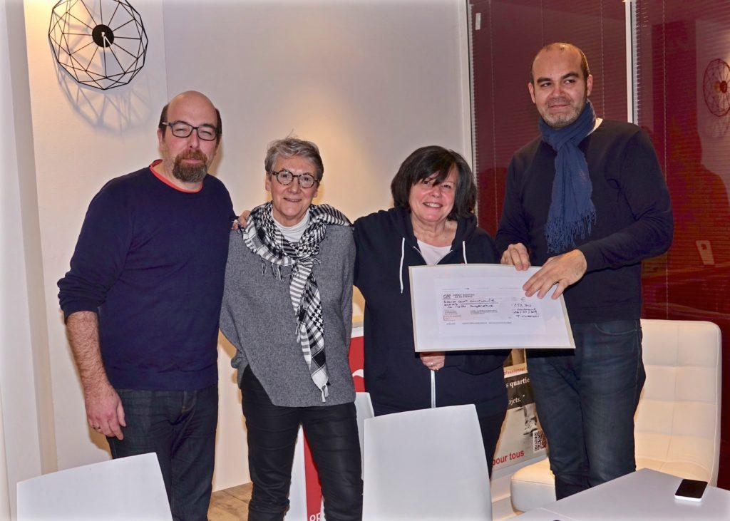 5 ans d'activités du Club Mac de Montreuil